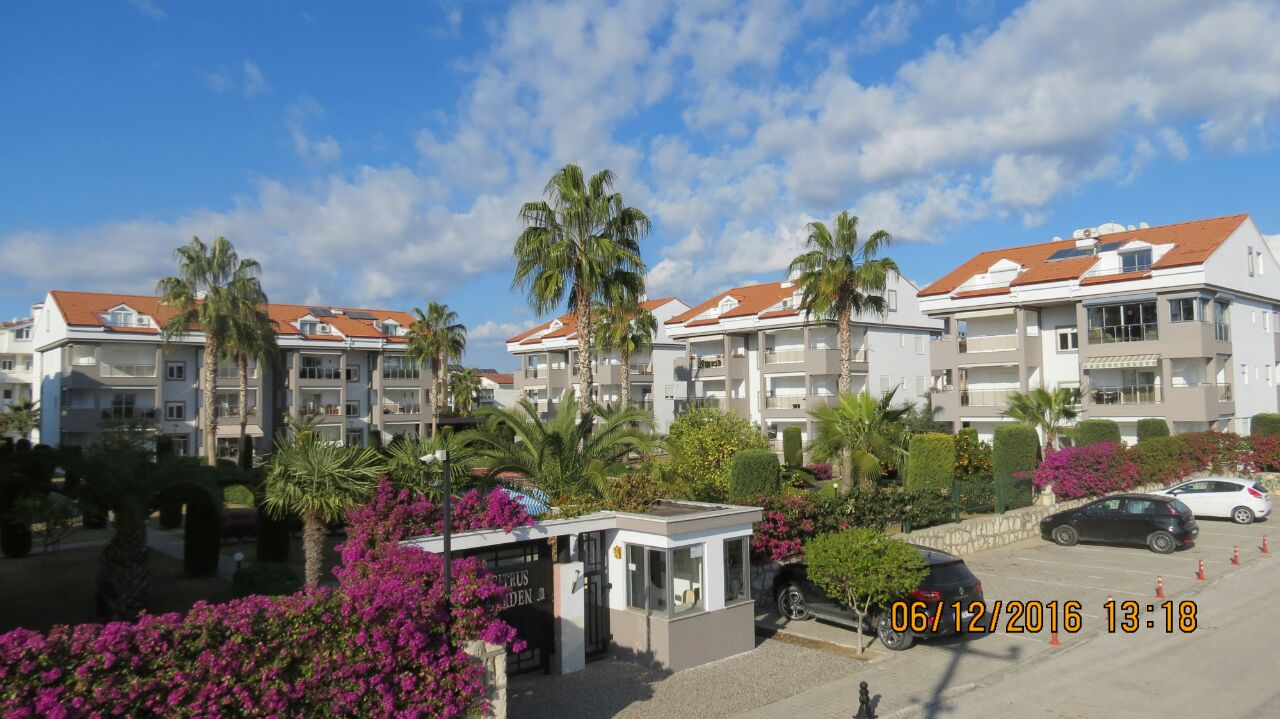 Luxe priv vakantie appartementen in side turkije for Luxe vakantie appartementen